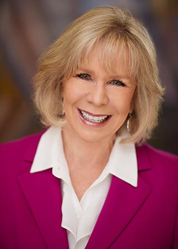 Motivational Speaker Linda Larsen Headshot for the Web