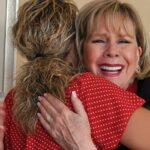 Motivational Speaker Linda Larsen Showing Compassion for Others