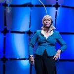 Motivational Speaker Linda Larsen's Swivel Ball Skit