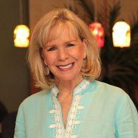 A Smiling Linda Larsen